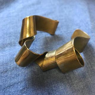 アーバンボビー(URBANBOBBY)のmoe 真鍮 ブレスレット (ブレスレット/バングル)