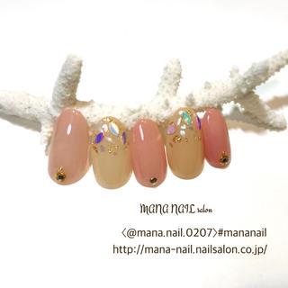 (47)新作【ご購入後制作】〈サイズ変更可能〉(つけ爪/ネイルチップ)