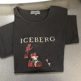 アイスバーグ(ICEBERG)のスヌーピーティシャツ(Tシャツ(半袖/袖なし))