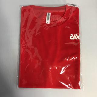 ザバスオリジナルTシャツ 赤 M