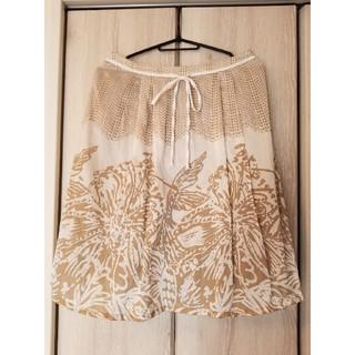 エスプリ(Esprit)のエスプリ コットン スカート(ひざ丈スカート)