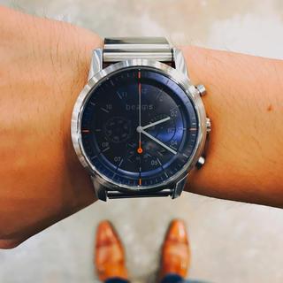 wena wrist ビームスコラボ 新作スマートウォッチ(腕時計(デジタル))