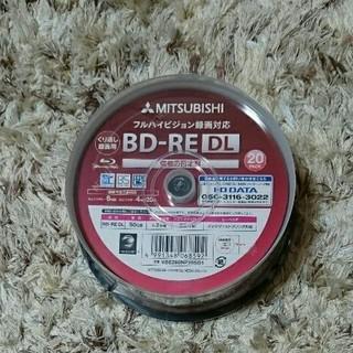 三菱 - ☆新品☆繰返し録画用 Blu-ray Disc50GB×3枚