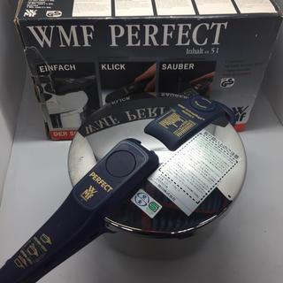 ヴェーエムエフ(WMF)のWMF PERFECT Inhalt5L 圧力鍋(鍋/フライパン)