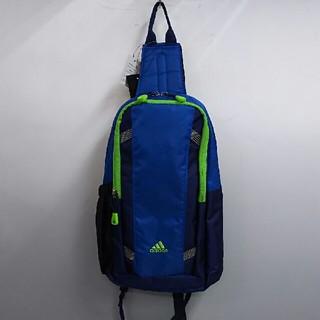 アディダス(adidas)の新品 アディダス ボディバッグ・6L・ブルービューティF10(ボディーバッグ)