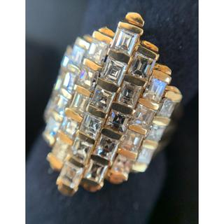 K18 3ctダイヤモンド リング(リング(指輪))