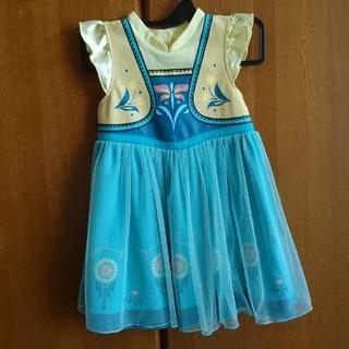 シマムラ(しまむら)のなりきりプリンセスドレス♪90センチ  サプライズアナ(ドレス/フォーマル)