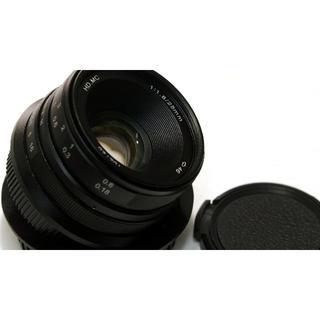 パナソニック(Panasonic)のmuk CL25MFT 中華レンズ Chinar 25mm f1.8 MFT(レンズ(単焦点))