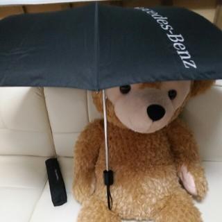 ビーエムダブリュー(BMW)のメルセデスベンツ非売品 折り畳み傘(未使用品)(傘)