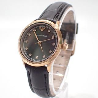 エンポリオアルマーニ(Emporio Armani)のA658 エンポリオアルマーニ EMPORIO ARMANI AR1802 レデ(腕時計)