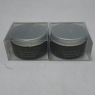 ムジルシリョウヒン(MUJI (無印良品))の新品 無印良品 エイジングケアクリーム・2点セット(フェイスクリーム)