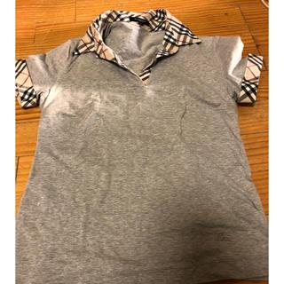 バーバリー(BURBERRY)のBURBURRY BULE   2  カットソー(Tシャツ/カットソー(半袖/袖なし))