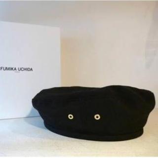 ジョンリンクス(jonnlynx)のmiko様専用     フミカウチダ  リネンベレー(ハンチング/ベレー帽)