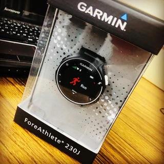 ガーミン(GARMIN)のGARMIN ForeAthlete 230J(腕時計(デジタル))