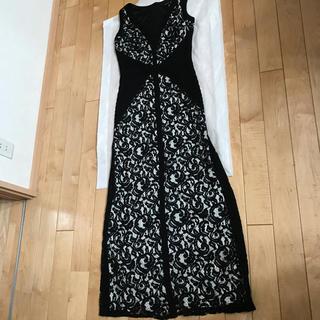 TADASHI SHOJI - SALE 試着のみ TADASHI SHOJI ロングドレス