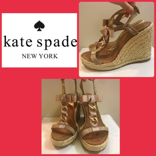 ケイトスペードニューヨーク(kate spade new york)のみーみ様専用ページです♡ケイトスペード 、GUCCI、ダイアナ 計3点です♡(サンダル)