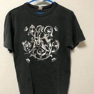 スカルジーンズ(SKULL JEANS)のskull jeans メンズ  Tシャツ ブラック(Tシャツ/カットソー(半袖/袖なし))