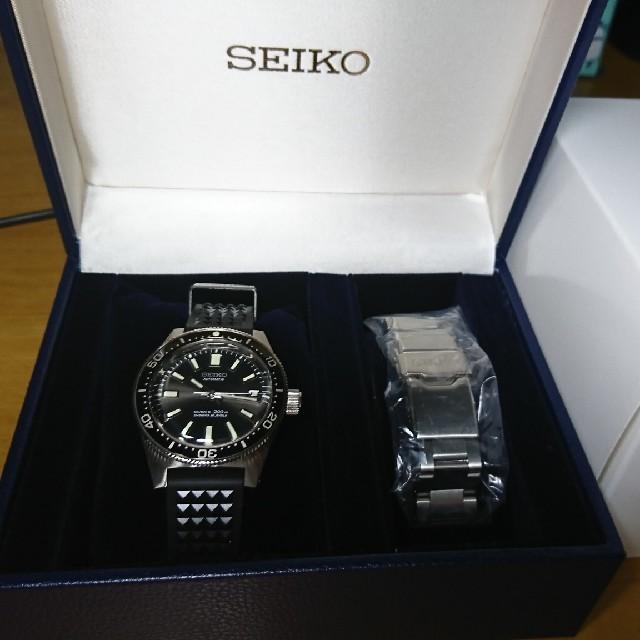 SEIKO(セイコー)の復刻ファーストダイバーズ SBDX019 新品同様 メンズの時計(腕時計(アナログ))の商品写真