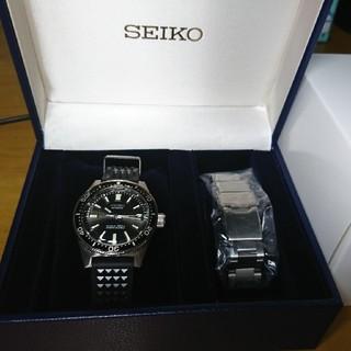 セイコー(SEIKO)の復刻ファーストダイバーズ SBDX019 新品同様(腕時計(アナログ))