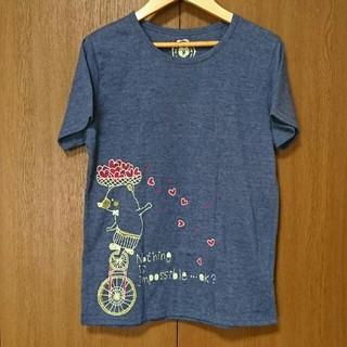 ラフ(rough)の⚠専用商品です⚠*未使用* rough くまと一輪車のTシャツ(Tシャツ(半袖/袖なし))