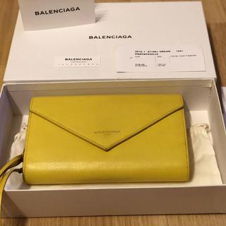 バレンシアガ(Balenciaga)のバレンシアガ長財布ペーパーマニー(財布)