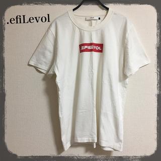 エフィレボル(.efiLevol)の.efiLevol トップス(Tシャツ/カットソー(半袖/袖なし))