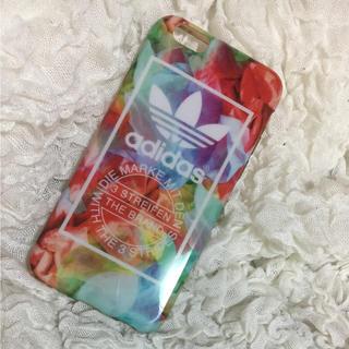 アディダス(adidas)のadidas iphoneケース 6/6s対応(iPhoneケース)