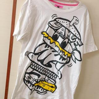 ミルクボーイ(MILKBOY)のmilkboy バーガーTシャツ /ミルクボーイ (Tシャツ/カットソー(半袖/袖なし))