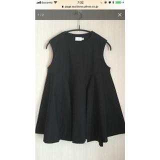 ドゥロワー(Drawer)のyori新作ティアードノースリーブ(Tシャツ(半袖/袖なし))