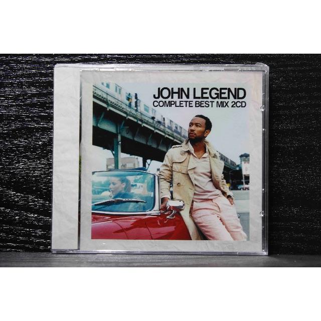 John Legend 豪華2枚組50曲 最強 Best MixCD エンタメ/ホビーのCD(R&B/ソウル)の商品写真