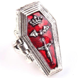 吸血鬼の棺リング(リング(指輪))