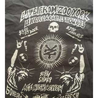 ズーヨーク(ZOO YORK)のZooYork Sサイズ Tシャツ(Tシャツ/カットソー(半袖/袖なし))