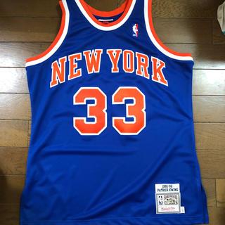 ミッチェルアンドネス(MITCHELL & NESS)のMitchell & Ness Knicks Authentic ユニフォーム(タンクトップ)