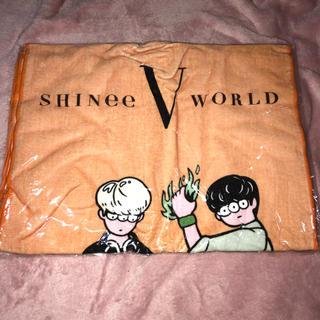 シャイニー(SHINee)のSHINee WORLD V in JAPAN・日本限定タオル(アイドルグッズ)
