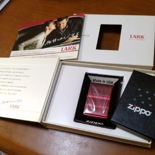 ジッポー(ZIPPO)の[限定品 未使用] ZIPPO LARK  2011(タバコグッズ)