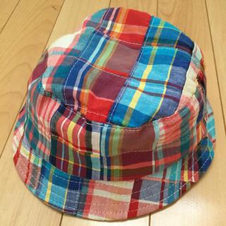 キッズフォーレ(KIDS FORET)のkids foret 洗える帽子(帽子)