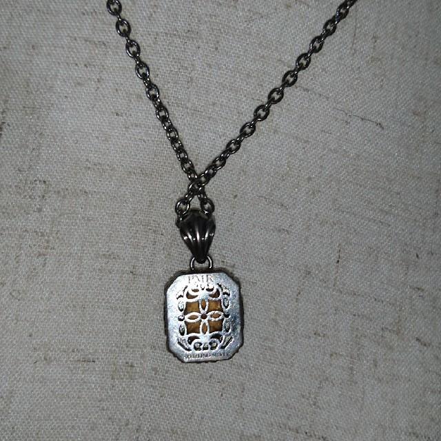 amp japan(アンプジャパン)のPMR オレンジ ネックレス レディースのアクセサリー(ネックレス)の商品写真