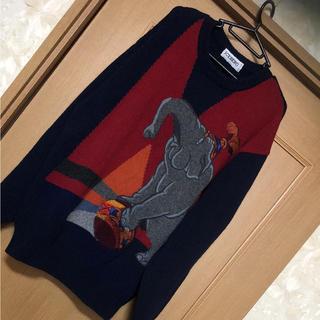 アイスバーグ(ICEBERG)のメ585  アイスバーグ メンズ セーター イタリー(ニット/セーター)