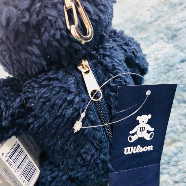 wilson(ウィルソン)のWilson ボーフポーチ ボール3個 セット スポーツ/アウトドアのゴルフ(その他)の商品写真