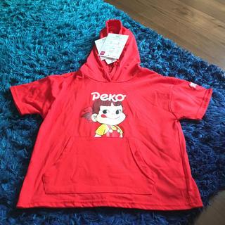 28bebb9556258 Tシャツ カットソー · ペコちゃん トレーナー 130 スウェット 赤. ¥1