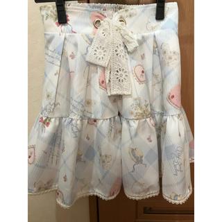 リズリサ(LIZ LISA)のリズリサスカート サイズ0(ミニスカート)