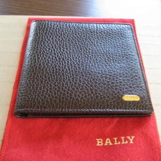 バリー(Bally)のBALLY 折財布 made in italy(折り財布)