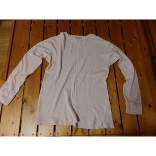 ディスカス(DISCUS)のディスカス トップス 長袖 ワッフル メンズ(Tシャツ/カットソー(七分/長袖))