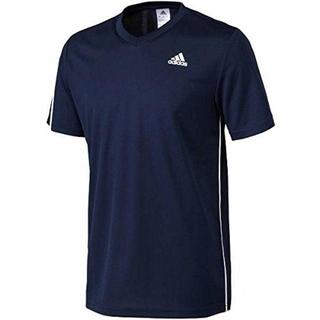 アディダス(adidas)のアディダス V首 Tシャツ(Tシャツ/カットソー(半袖/袖なし))