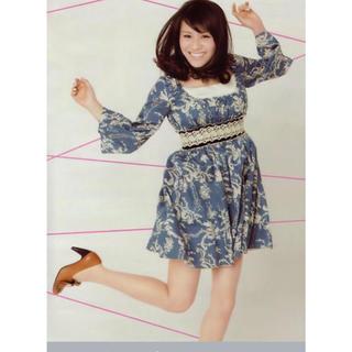 シンディー(SINDEE)のPerfume あ〜ちゃん着用♡sindee ワンピース ドレス(ひざ丈ワンピース)