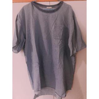 アンドバイピーアンドディー(&byP&D)のTシャツ(Tシャツ/カットソー(七分/長袖))