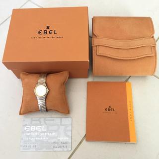 エベル(EBEL)の未使用品☆EBEL エベル レディース 時計(腕時計)