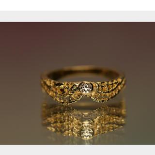 クアラントット リング レースの襟(リング(指輪))