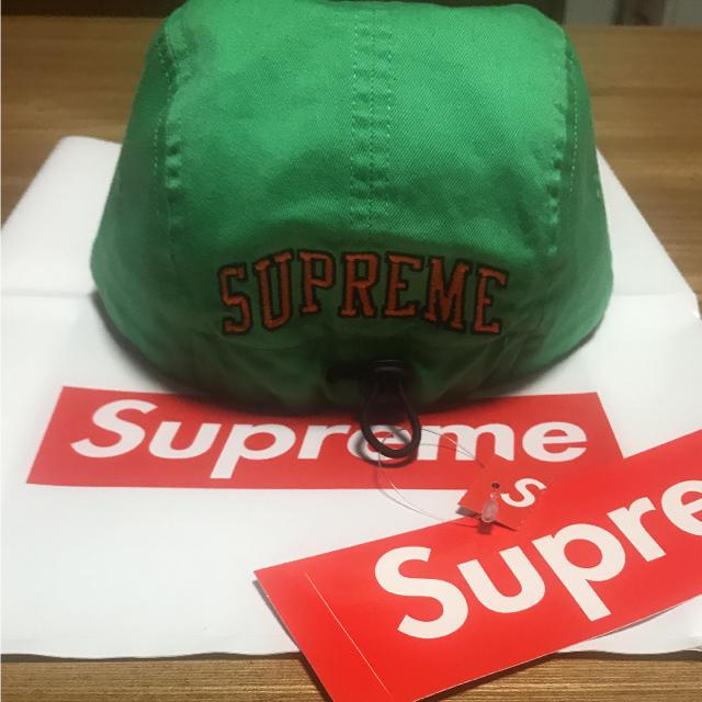 82f0b3d0 Supreme - supreme 18ss Arc Logo Shockcord Camp Capの通販 by あきぃ's ...