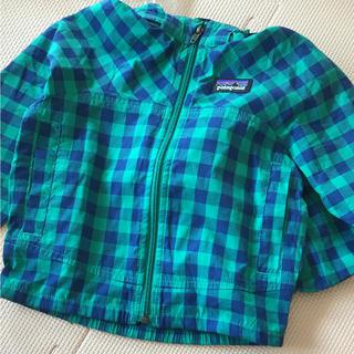 パタゴニア(patagonia)のパタゴニア  パーカー ジャケット ベビー  ハイサンジャケット  ナイロン(ジャケット/コート)